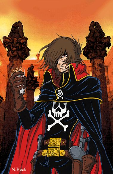 Captain_Harlock_No.15