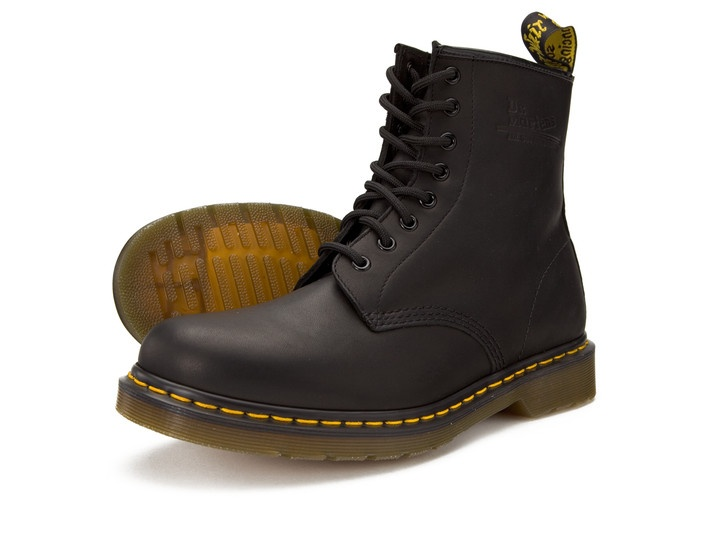 409zł  Dr.Martens 1460 black harvey