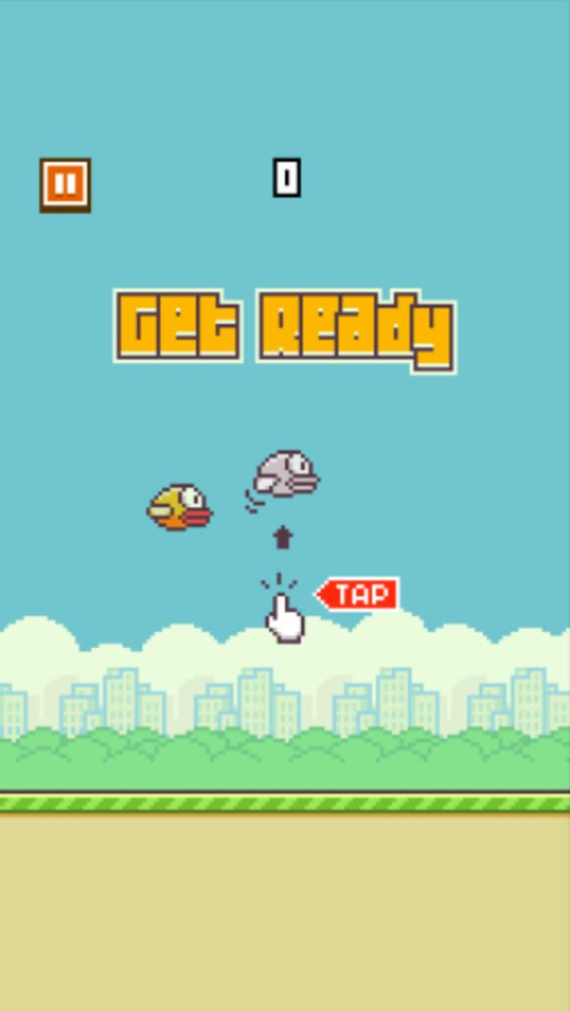 Flappy Bird | Super Addicting game! What is your best score? mine is 3... =)