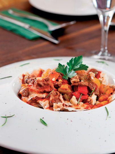 Dana Islama Tarifi - Türk Mutfağı Yemekleri - Yemek Tarifleri