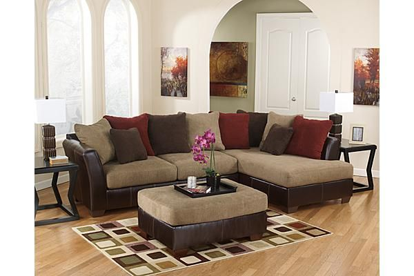 The Sanya Sectional From Ashley Furniture Homestore Afhs