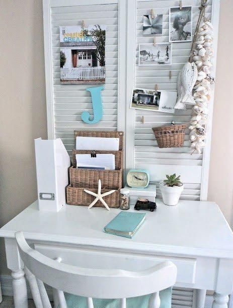 Sensational 1000 Images About Beach Themed Office Decor On Pinterest Largest Home Design Picture Inspirations Pitcheantrous