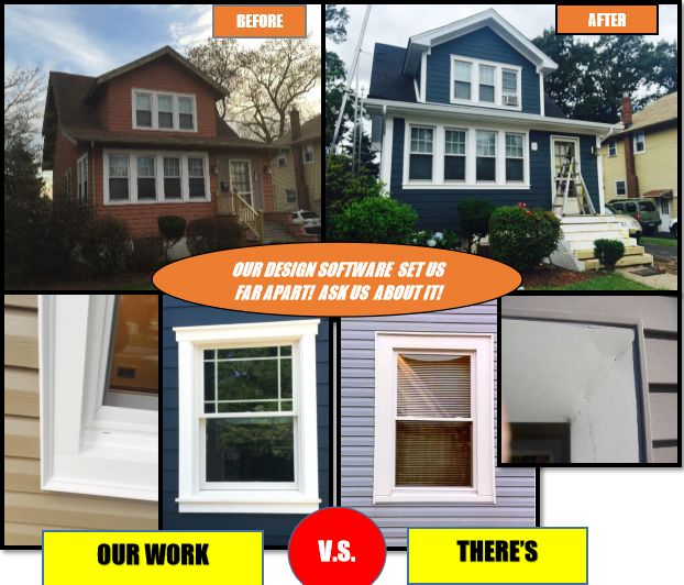 Elegant  by Royal Building Products in Bergen County NJ Rochelle Park Celect Siding installation contractors create a beautiful maintenance free look with Royal