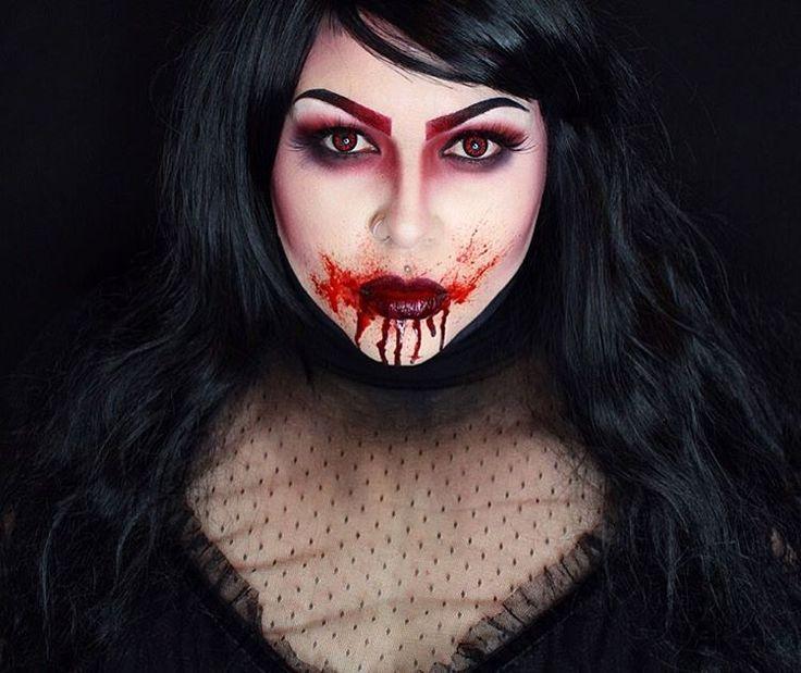 31 best Halloween Makeup images on Pinterest | Halloween makeup ...