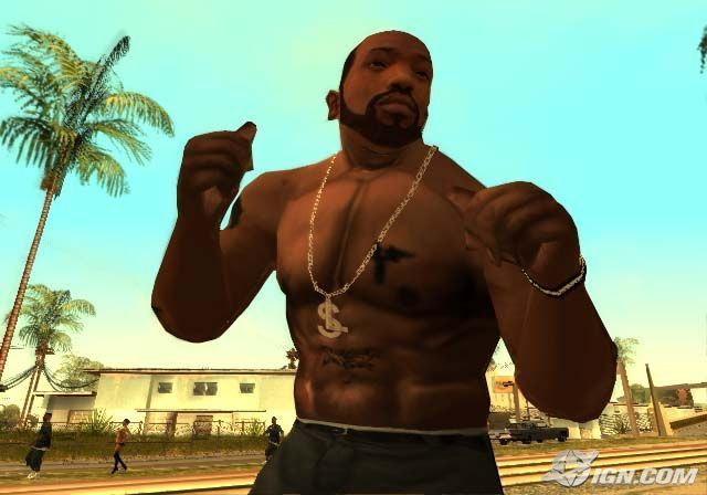 Grand Theft 5 Auto San Andreas 2 | GTA: San Andreas Screenshots, Pictures, Wallpapers - PlayStation 2 ...