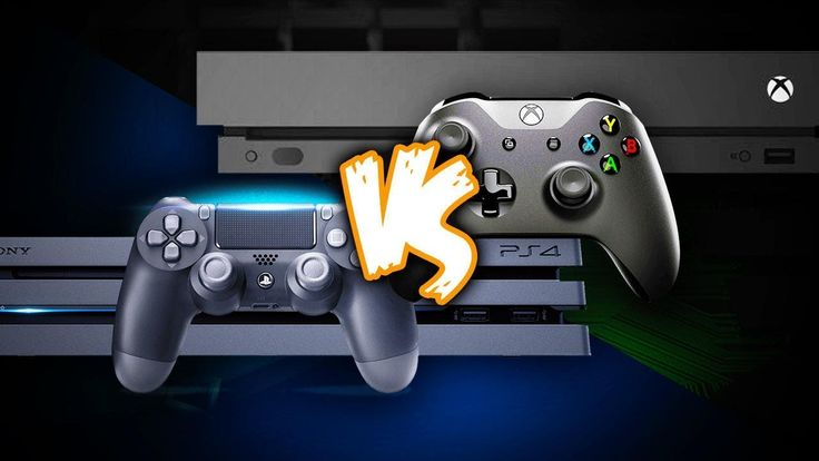XBOX ONE X vs PS4 PRO Resolution Gulf Is The Same As PS4 PRO vs PS4 Reso... #xboxone #ps4 #games #gaming