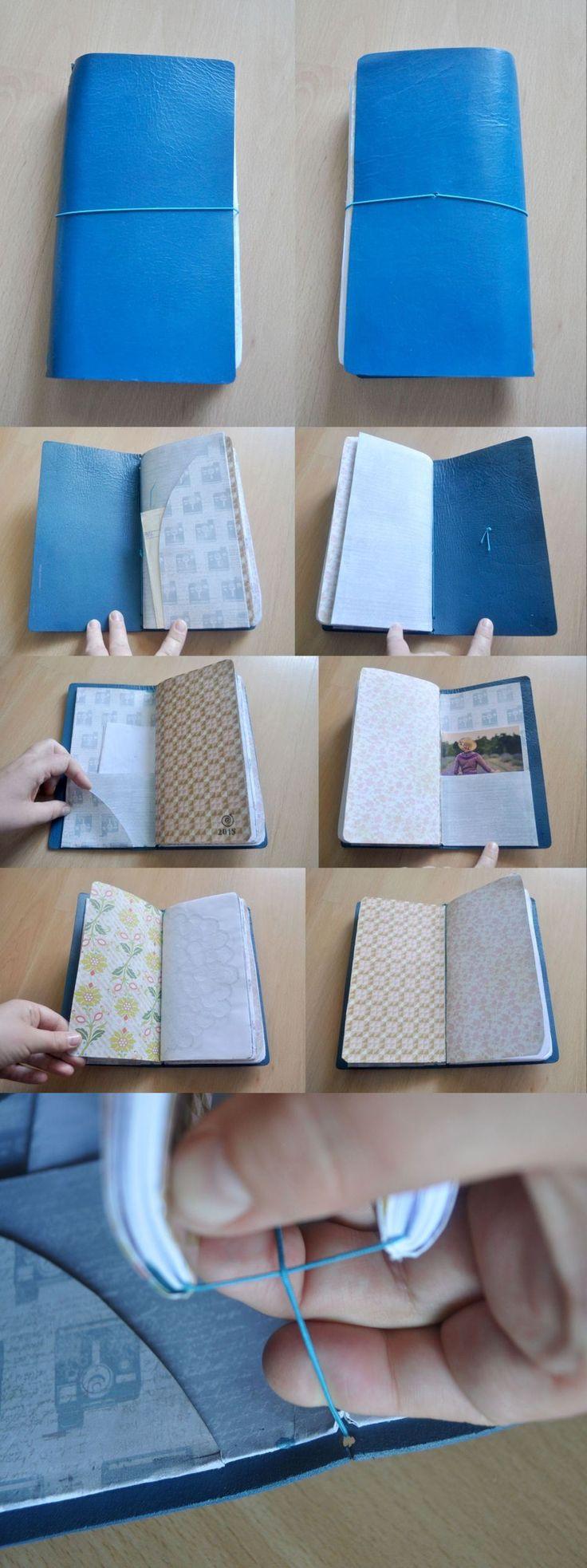 notes notatnik Midori