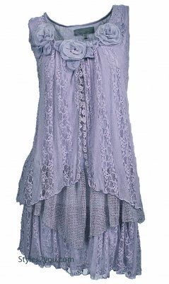 AP Norma Tunic In Lavender