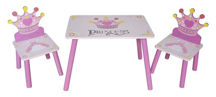 Kiddi Style Prinzessinnen Kindersitzgruppe Das Mobelset Fur