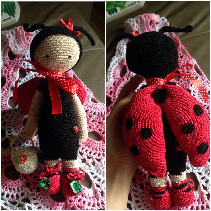 Lalylala ladybug