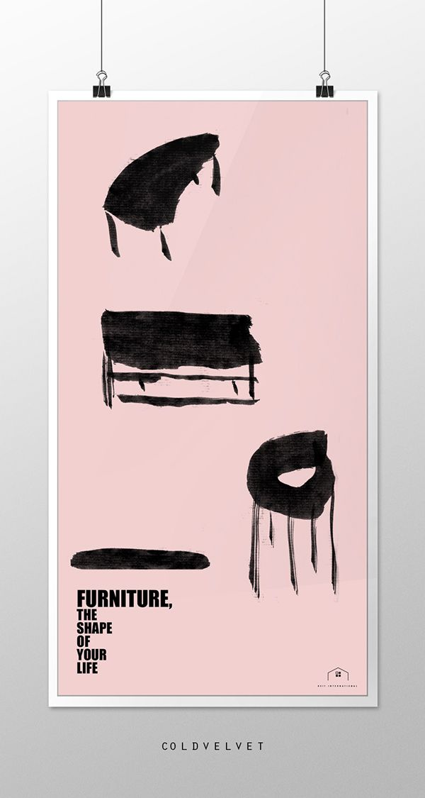 Poster / Furniture Concept by coldvelvet