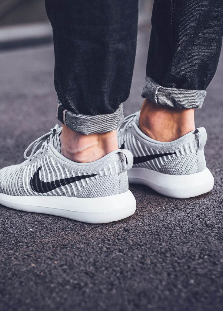Nike Roshe Two Flyknit || Follow @filetlondon for more street wear style  #filetclothing