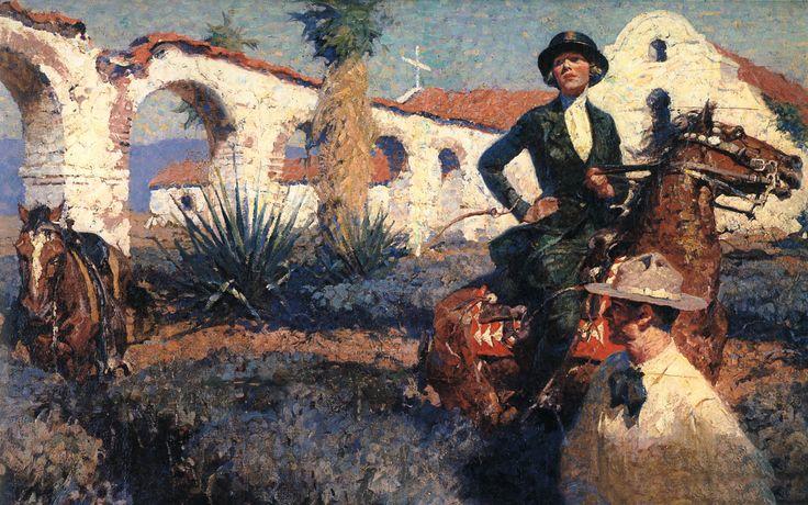 Dean-Cornwell-Painting.jpg (1920×1200)