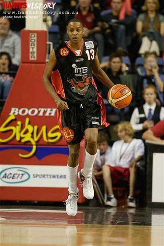 Darnell Mee Hawks