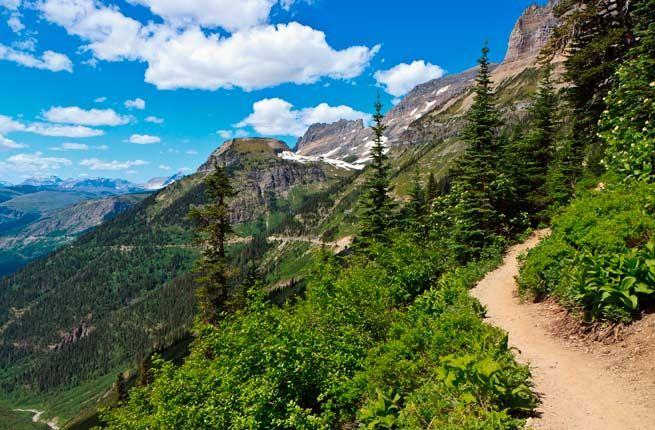 Tien prachtige wandelingen in de Verenigde Staten!