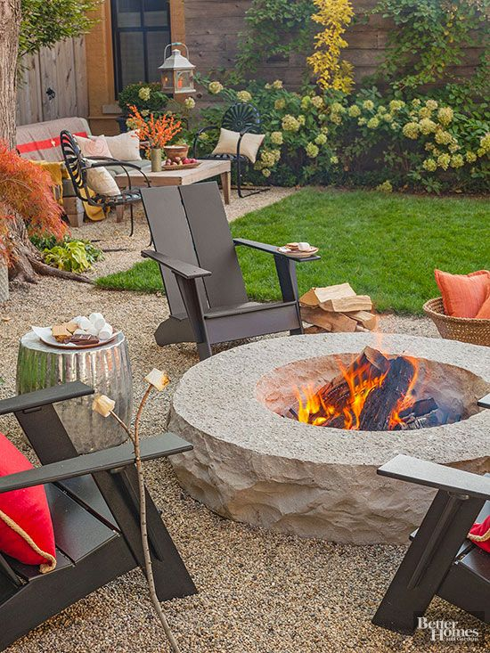 29 Best Firepits Images On Pinterest