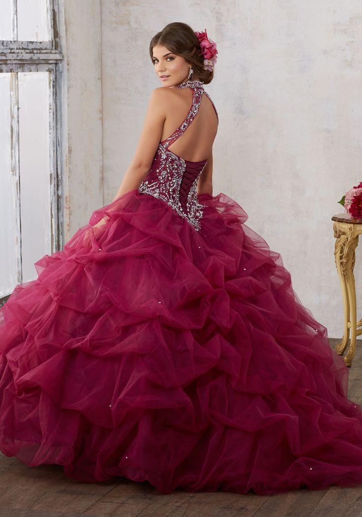 185 besten Sweet 16 & Quinceanera Dresses Bilder auf Pinterest ...