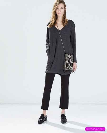 awesome Zara ilkbahar sonbahar kış kıyafetleri