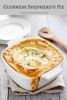 Guinness Shepherd's Pie | The Best Irish Comfort Food
