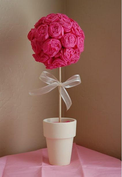 Best topiary centerpieces ideas on pinterest flower