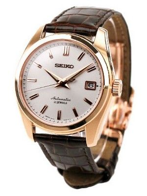 Seiko Automatic Watch 6R15 SARB072 $604 Sapphire Crystal Caliber: 6R15 Automatic Movement