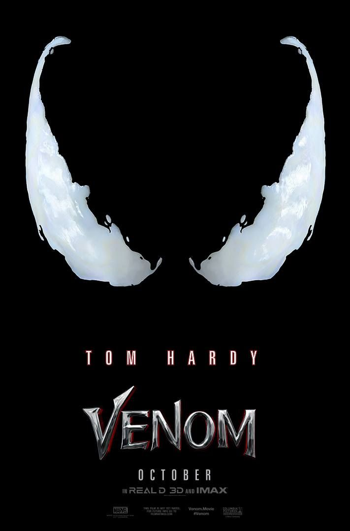Sony Pictureshas released the first teaser trailer for their upcoming 'Venom' movie starring Tom Hardy in the lead role. Check it out in the player below and share your thoughts AFTER THE JUMP. 'Venom' is slated to hit theaters October 15th. Venom will hail from Sony's Marvel Universe of characters and will not be a …