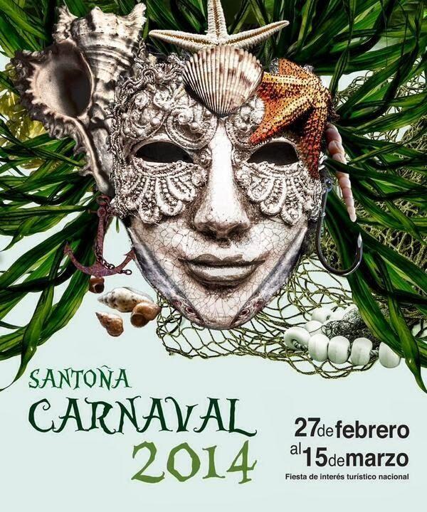 Carnaval de Santoña 2014 #Cantabria #Spain