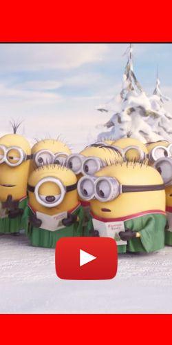 Les Minions chantent Noël. http://rienquedugratuit.ca/videos/les-minions-chantent-noel/