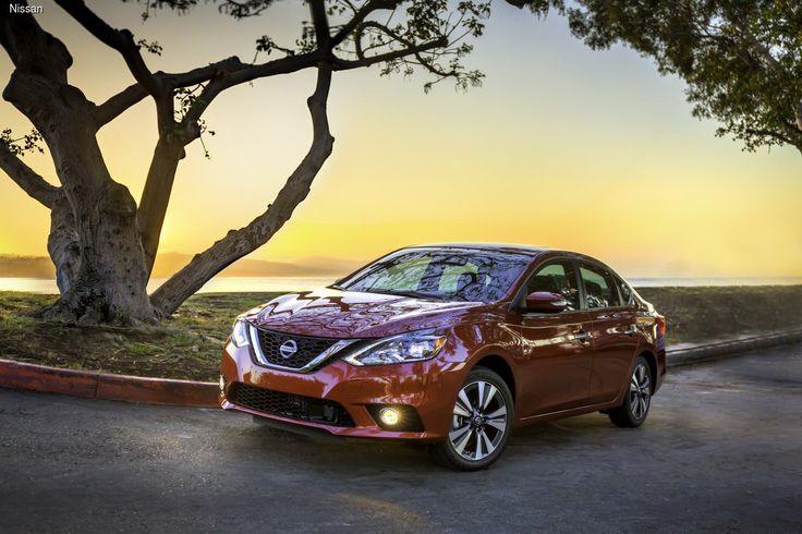 Компания Nissan привезла на автосалон в Лос-Анджелес обновленную версию Sentra 2016 модельного года для американского рынка.