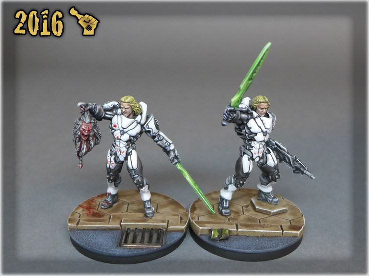 Achilles painted by Scar_hand Painting
