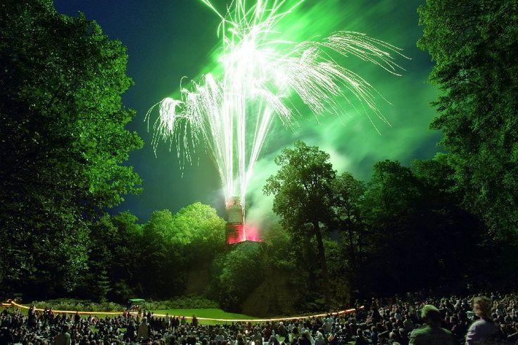 Lichterzauber - Blühendes Barock Ludwigsburg – Gartenschau, Märchengarten