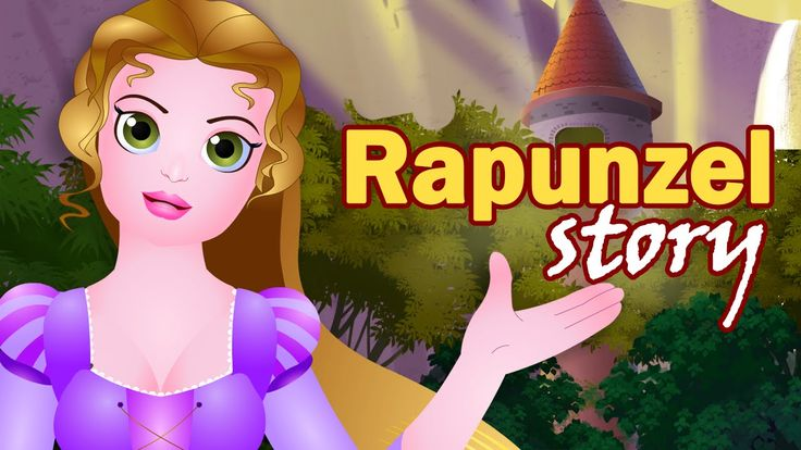 Rapunzel | Bedtime Stories | Fairy Tale Story for Kids