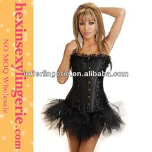 Miss Canada cheap gothic tutu skirt sexy black corset dress     Best Seller follow this link http://shopingayo.space