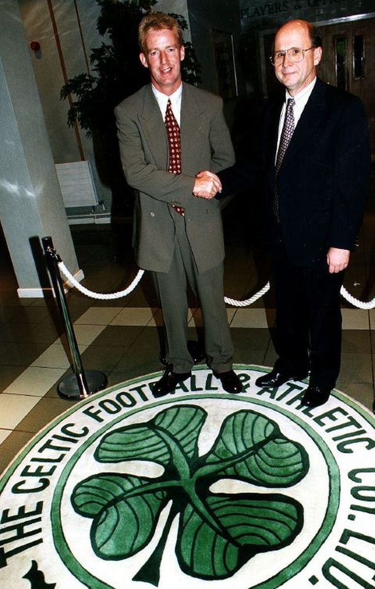 In pictures: From Maley to Lennon, the complete list of Celtic managers