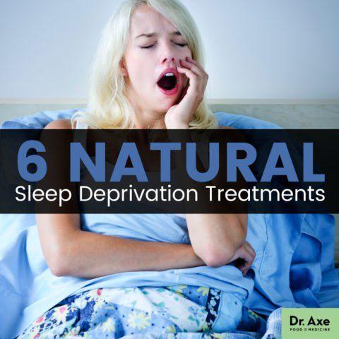 Sleep deprivation - Dr. Axe