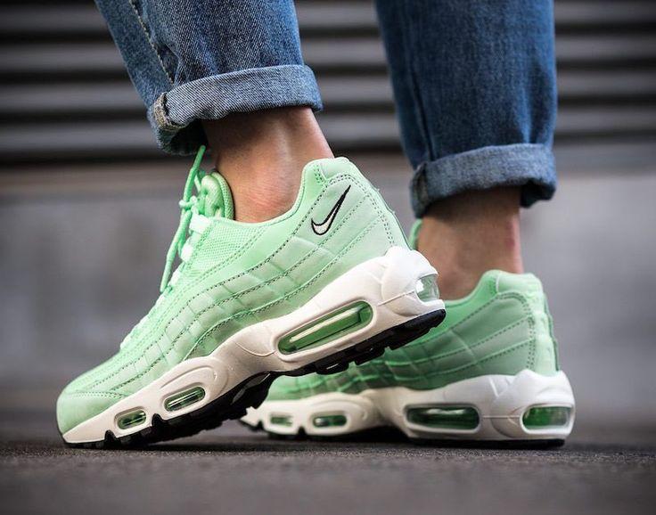 Fresh Mint  95s sneakerbardetroit.com/nike-air-max-9…