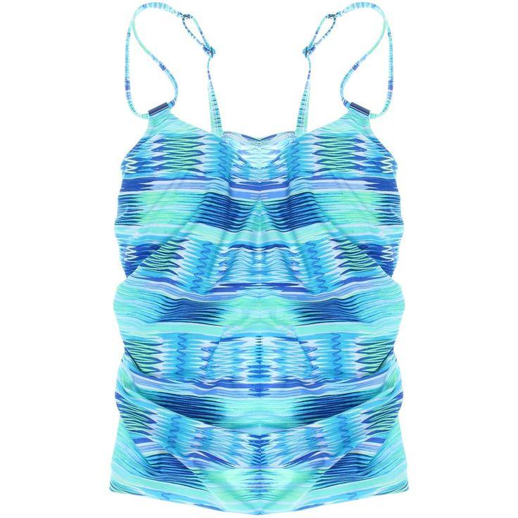 Profile by Gottex Womens Built-In-Bra Tankini Tankini Swimsuit