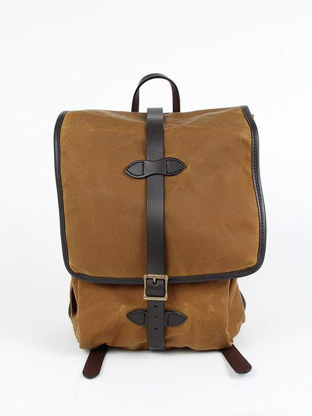 Tin Cloth Backpack | SWORDS-SMITH made in the U.S.A