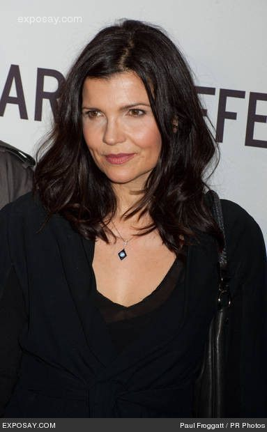 "Ali Hewson. ""Mrs. Bono"" and a strong, accomplished person in her own right."