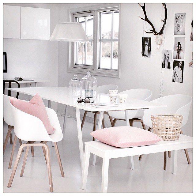 Dining room goals via @mariann_nerland