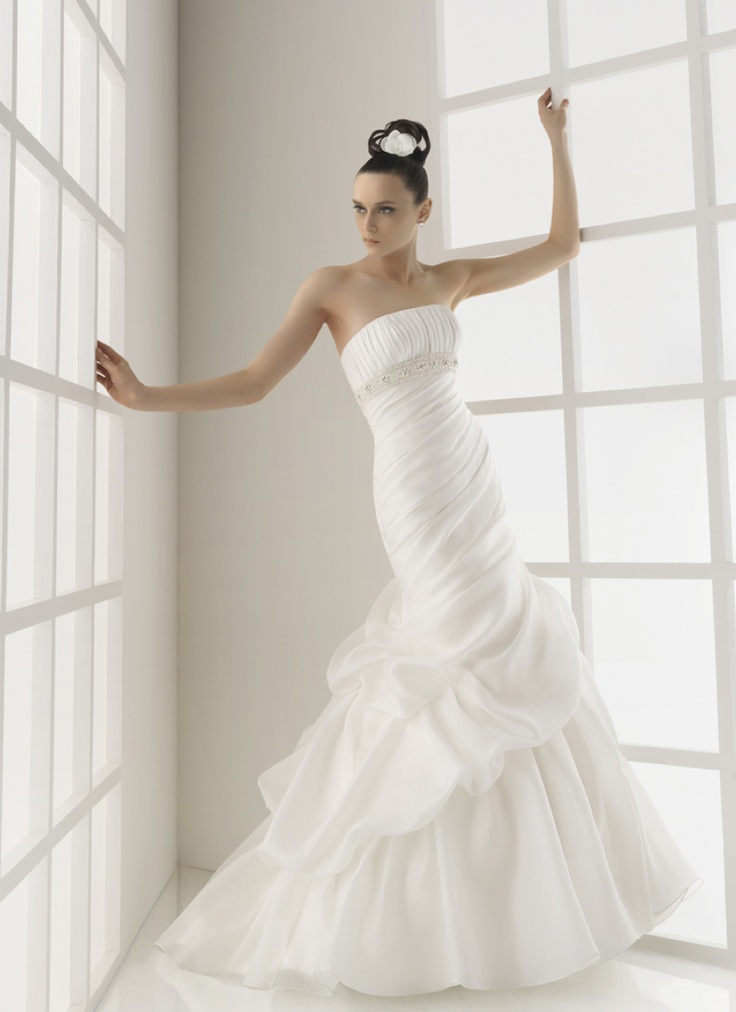 17 Best Images About Rosa Clara 2014 Spring Bridal Collection On Pinterest