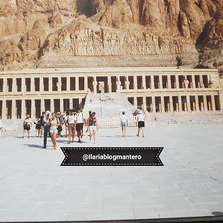 un cuore a 4 ruote: tempio funerario di Hatshepsut