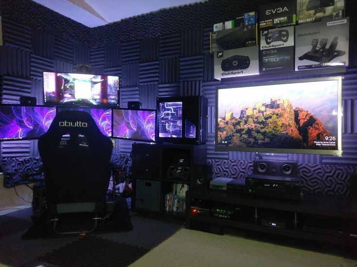 50+ Best Setup of Video Game Room Ideas [A Gamer's Guide]