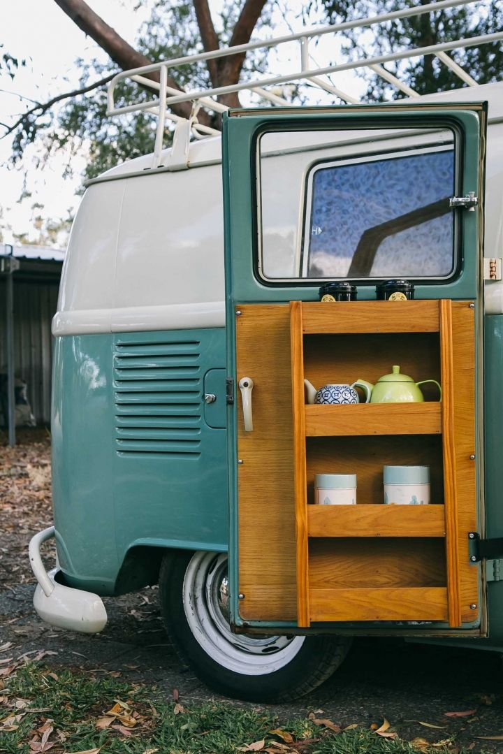 kombi.  don't forget the teapot ;)                                                                                                                                                                                 More
