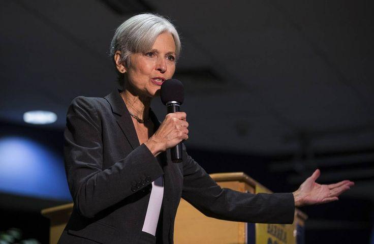 Green Party presidential candidate Jill Stein spoke at Wilkes University in Wilkes-Barre, Pa., in September....
