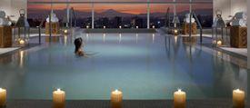 Un hotel con spa para celebrar el 14 de febrero #hotel #bodas #LunaDeMiel #hospedaje #NocheDeBodas #DF #México