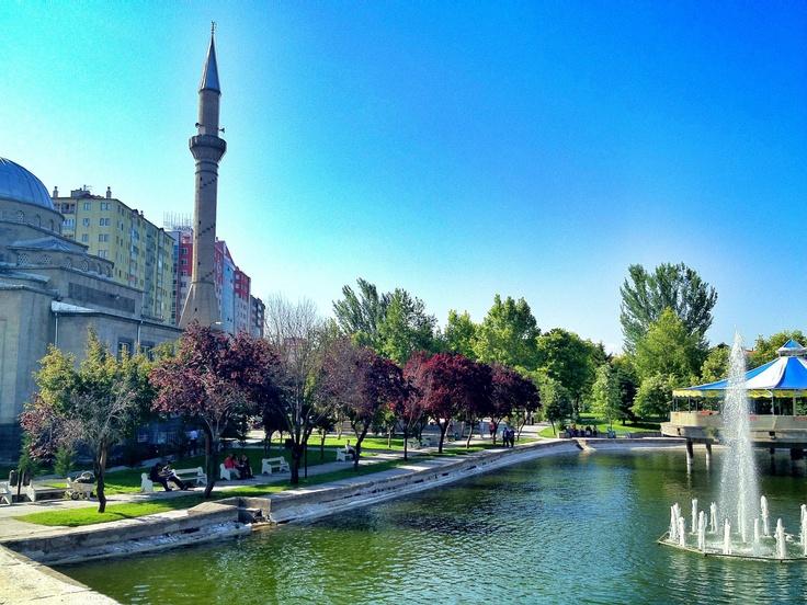 Kayseri,Turkey - By Danny Gauden