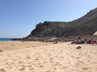 Beaches, cocktails, boats & chopping boards all feature in our #blog post of beautiful Burgau in Portugal http://www.bykatieandjane.com/2013/07/fun-in-algarve-burgau-portugal.html