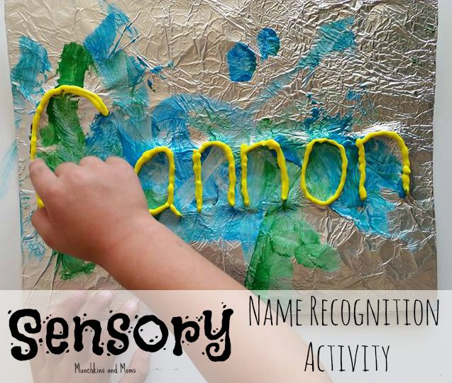 Name Recognition & Writing Series!! | Preschool Powol Packets