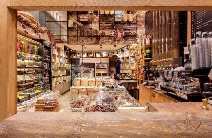 Carpo store, Psychiko, PALY architects Lykoudis Papaspiliopoulou